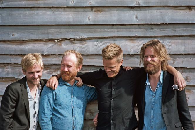 Den Danske Strygekvartet får international ros for ny udgivelse | Magasinet KLASSISK