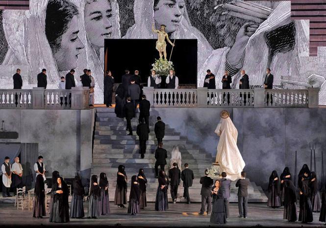 Operafestival i Verona må erstatte scenografi med video | Magasinet KLASSISK