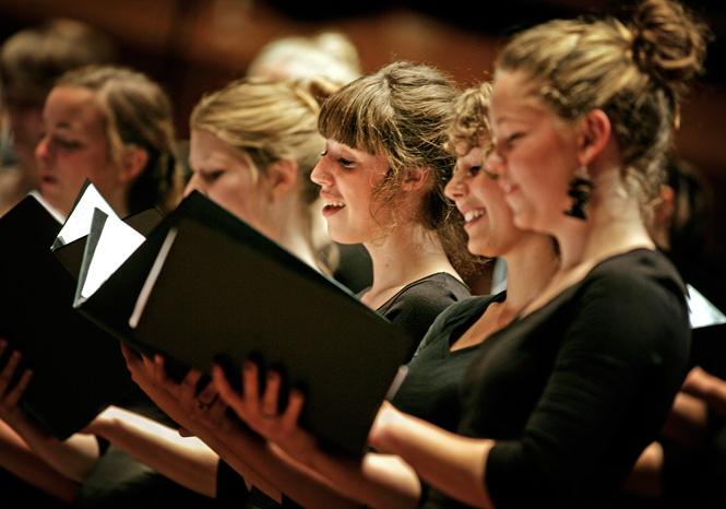 DR trækker forbud mod at spille musik med pigekoret tilbage   Magasinet KLASSISK