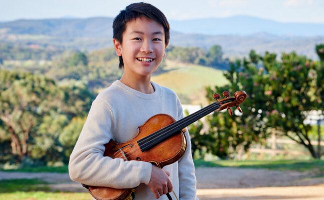 Vidunderbarn bliver den yngste til at indspille 'De fire årstider' nogensinde | Magasinet KLASSISK