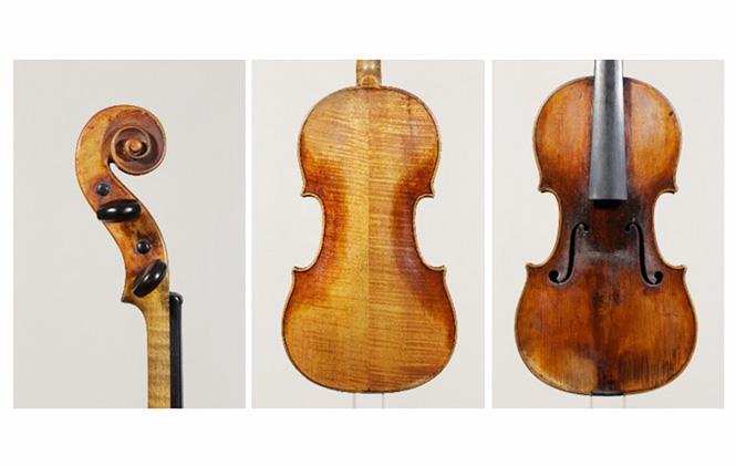 Glemt Guarneri violin genopdaget på sociale medier | Magasinet KLASSISK