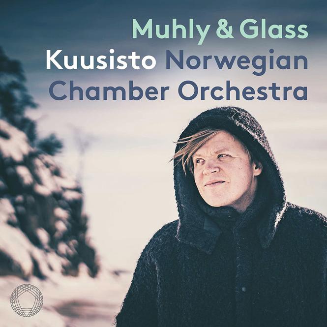 First Light: Muhly & Glass | Pekka Kuusisto (violin), Nico Muhly (klaver), Det Norske Kammerorkester | Pentatone PTC5186745