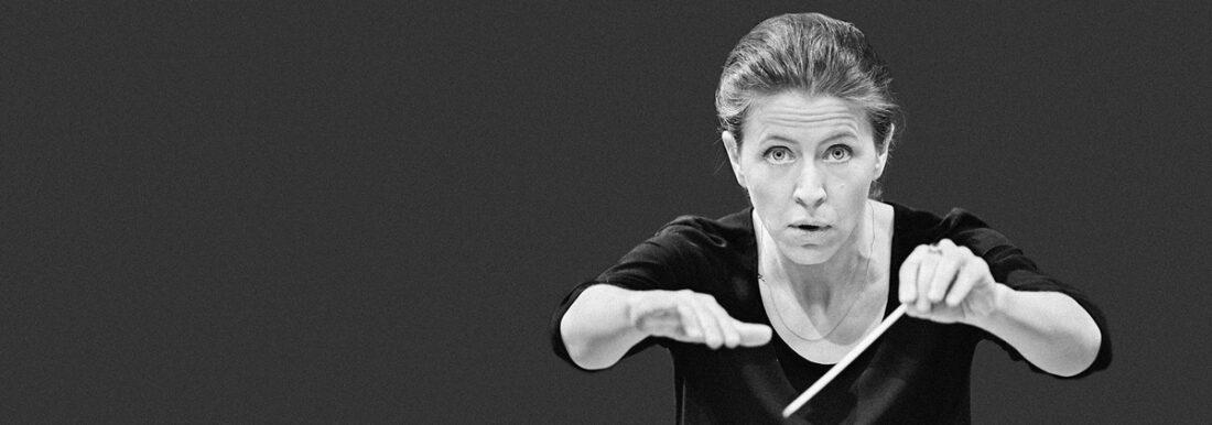 »Musikken skal skabes på ny hver eneste gang«   Interview Kristiina Poska   Magasinet KLASSISK
