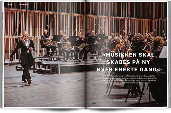 »Musikken skal skabes på ny hver eneste gang« | Interview Kristiina Poska | Magasinet KLASSISK